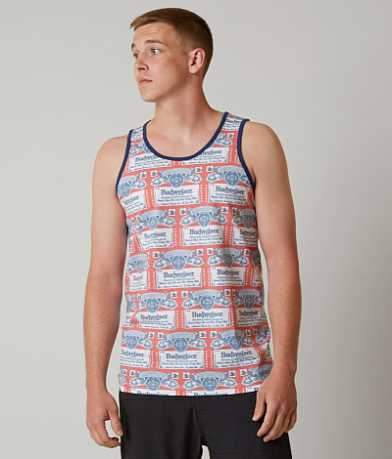 Budweiser Label Tank Top