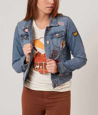 Ci Sono Denim Jacket