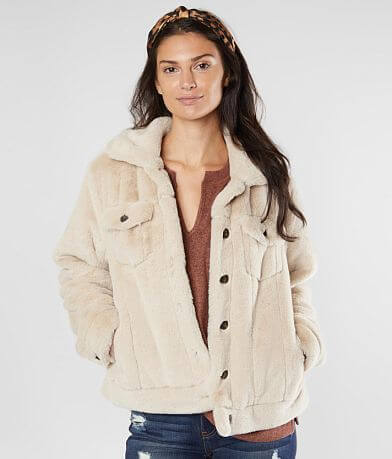 BKE Sherpa Jacket