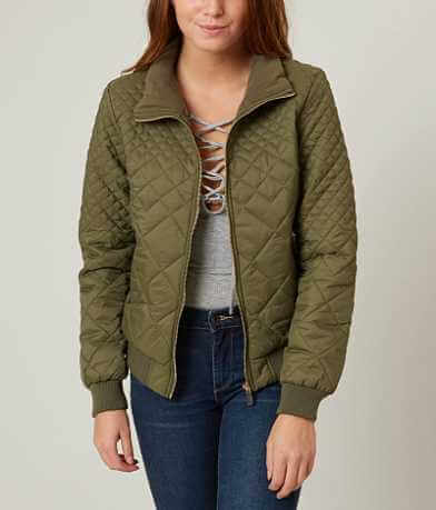 Ci Sono Quilted Jacket
