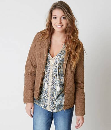 Daytrip Quilted Jacket