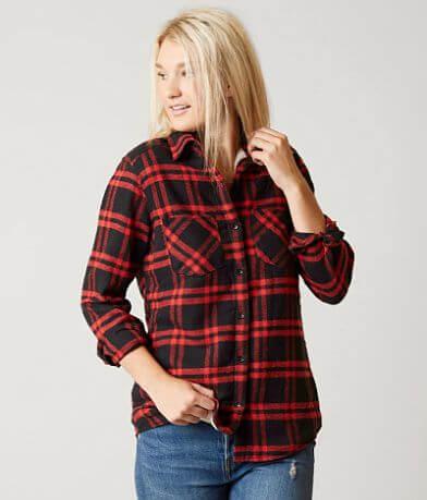 Ci Sono Flannel Shirt