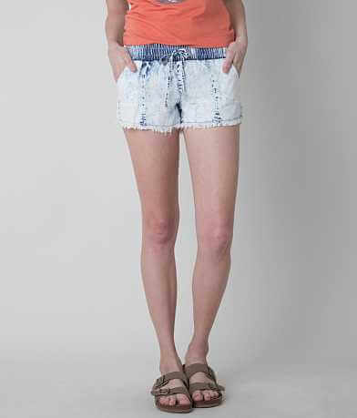 Celebrity Pink Frayed Short