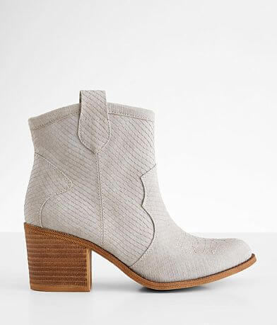Dirty Laundry Unite Faux Snakeskin Ankle Boot