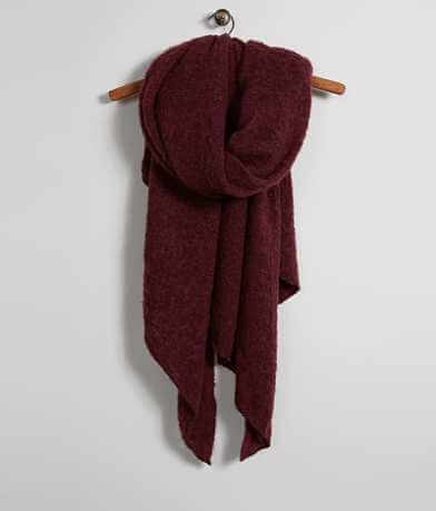 Soft Knit Scarf