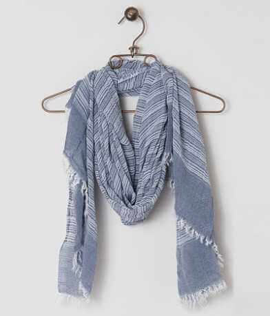 Daytrip Striped Scarf