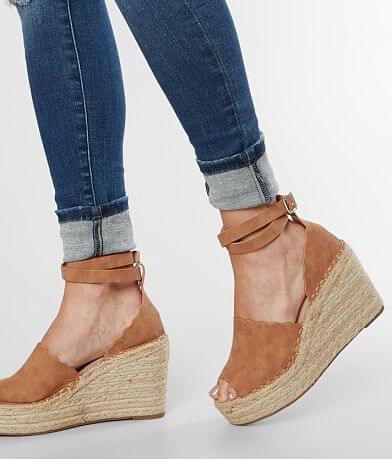CCOCCI Jade Espadrille Wedge Sandal