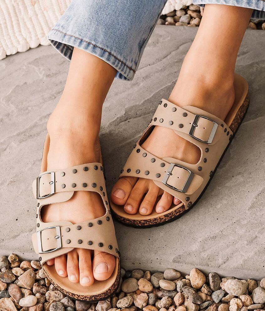 CCOCCI Tilly Studded Sandal front view