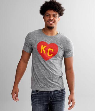 Charlie Hustle Kansas City Arrowhead T-Shirt