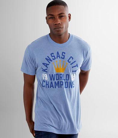 Charlie Hustle Royals 1985 World Champions T-Shirt