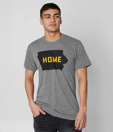 Charlie Hustle Iowa Pride T-Shirt