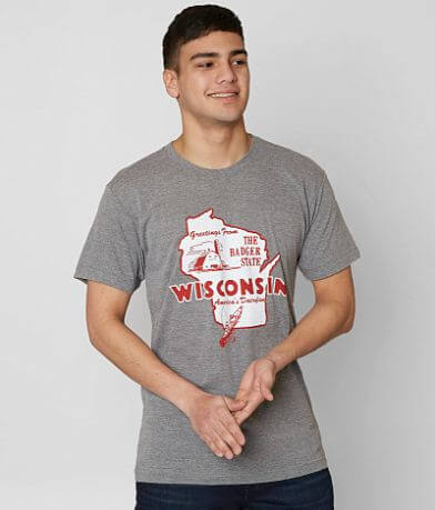 Charlie Hustle Wisconsin T-Shirt