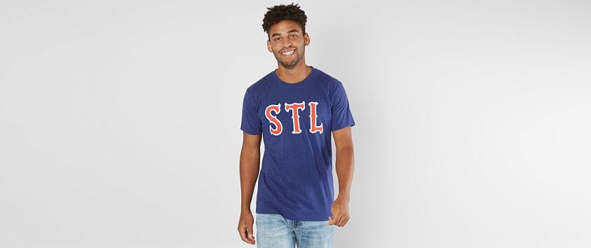 Charlie Hustle St. Louis T-Shirt front view