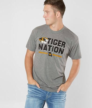 Charlie Hustle Missouri Tigers T-Shirt