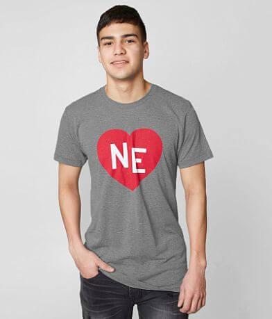 Charlie Hustle Nebraska T-Shirt