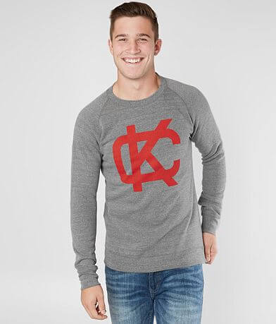 Charlie Hustle Kansas City Monarchs Sweatshirt