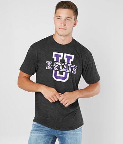 Charlie Hustle Kansas State Wildcats T-Shirt