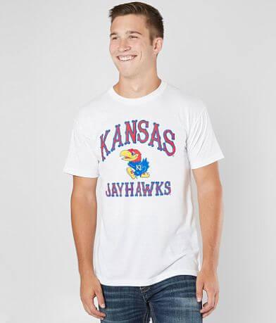 Charlie Hustle Kansas Jayhawks T-Shirt