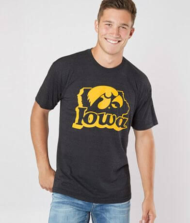 Charlie Hustle Iowa Hawkeyes T-Shirt