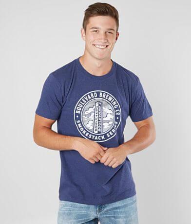 Charlie Hustle Boulevard Smokestack T-Shirt