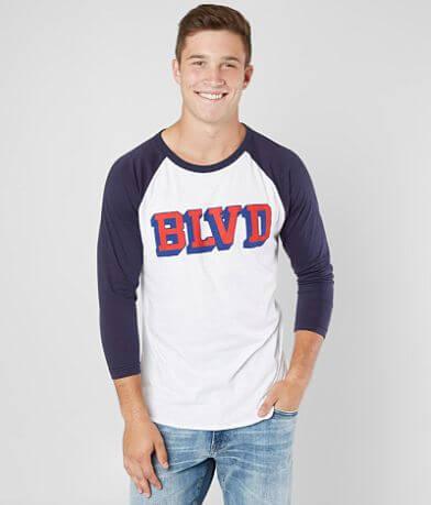 Charlie Hustle BLVD T-Shirt