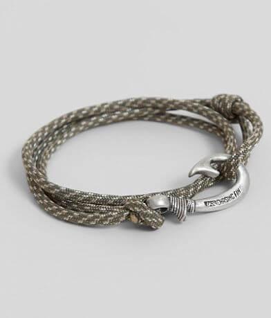 Chasing Fin Digital Camo Wrap Bracelet