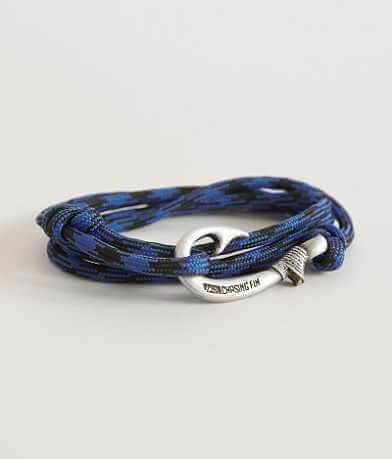 Chasing Fin Bruiser Wrap Bracelet