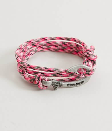 Chasing Fin Camo Wrap Bracelet