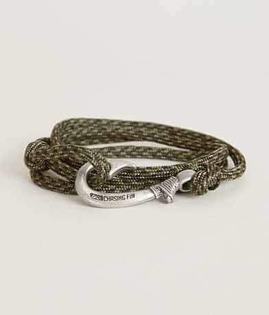 Chasing Fin Canadian Camo Wrap Bracelet