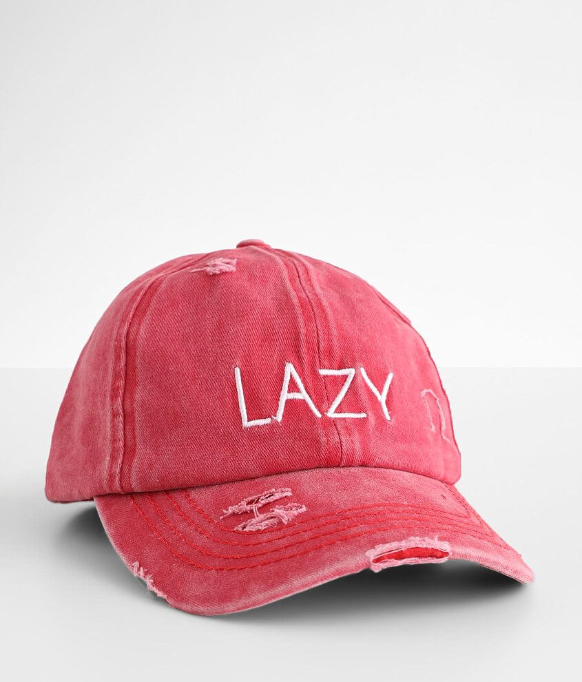 C.C® Lazy Baseball Hat front view