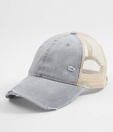 5056dc7a C.C® Distressed Baseball Hat