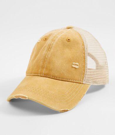 C.C® Distressed Baseball Hat