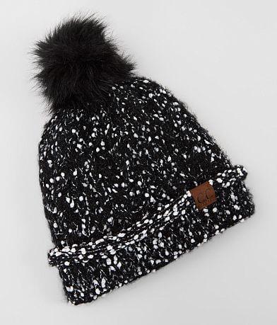 C.C® Marled Knit Beanie