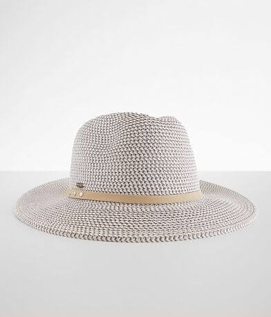 C.C® Banded Panama Hat