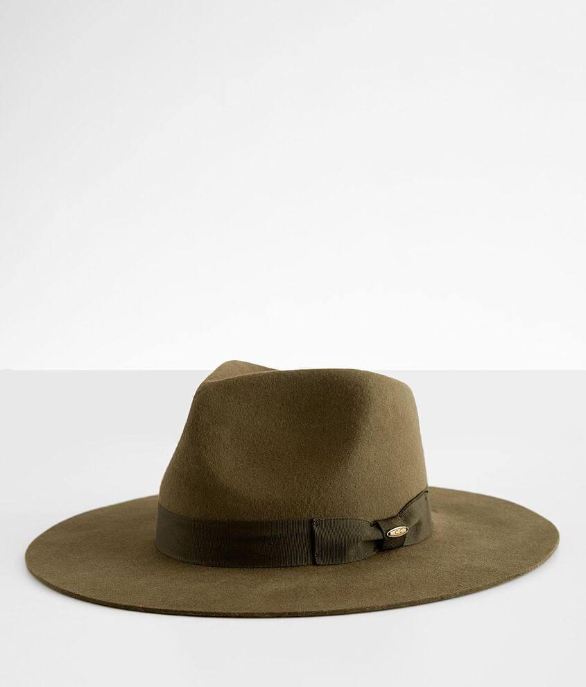 C.C® Felt Panama Hat front view