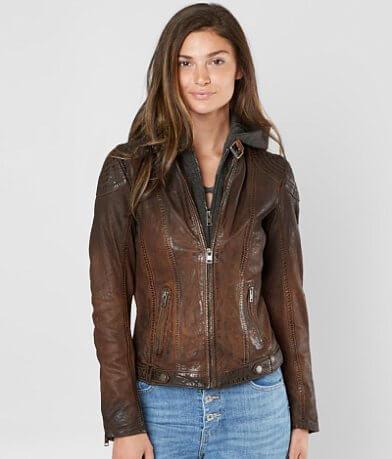 Mauritius Casha Leather Jacket