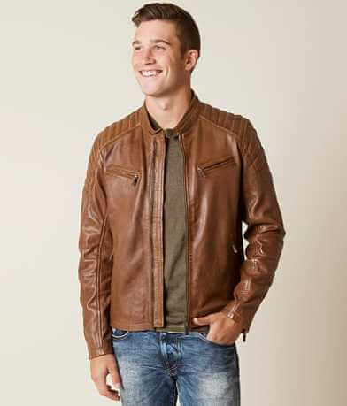 Mauritius Chester Leather Jacket