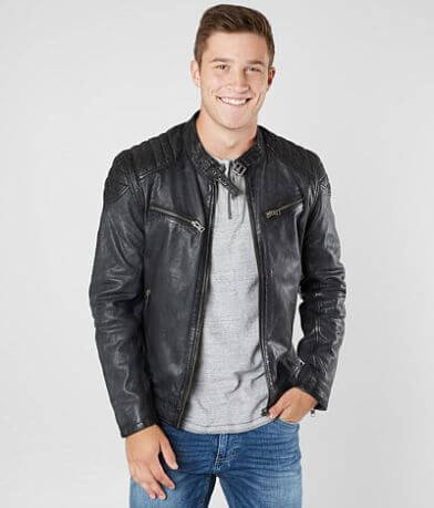 Outpost Makers Colt Leather Jacket