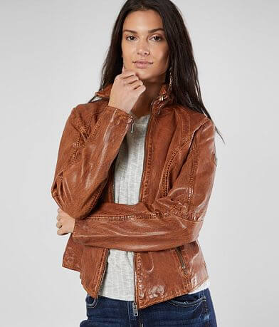 Mauritius Else Leather Jacket
