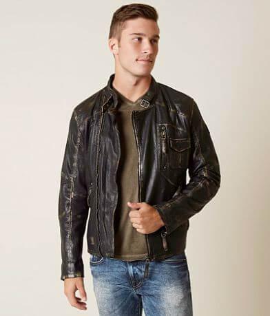 Mauritius Harlow Leather Jacket