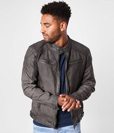Outpost Makers Vincente Leather Jacket