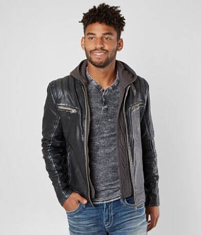 Outpost Makers Rio Leather Jacket