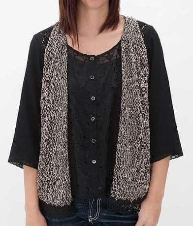 Daytrip Open Weave Vest