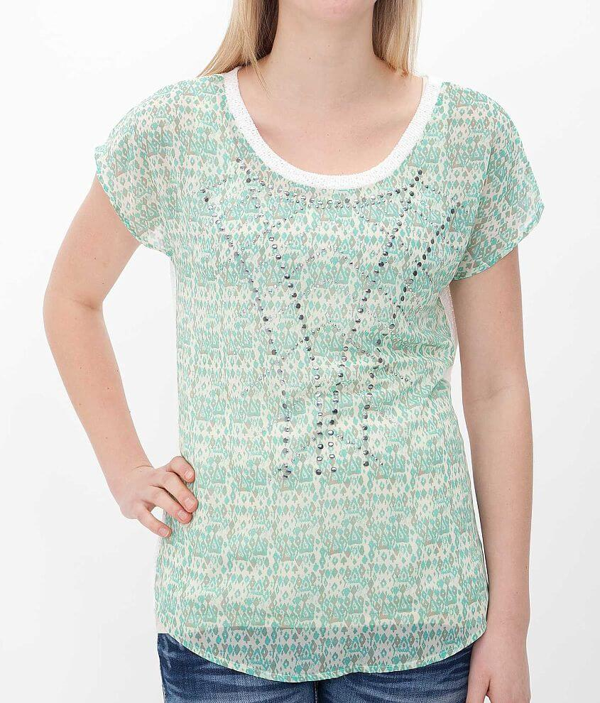 Daytrip Pieced Top front view