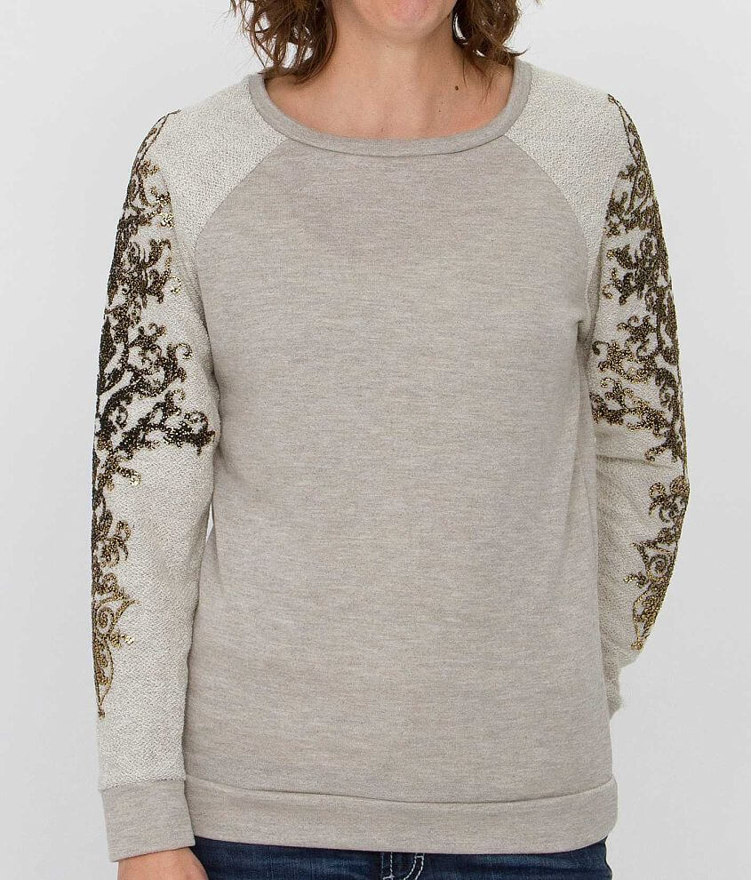 Daytrip French Terry Sweatshirt front view