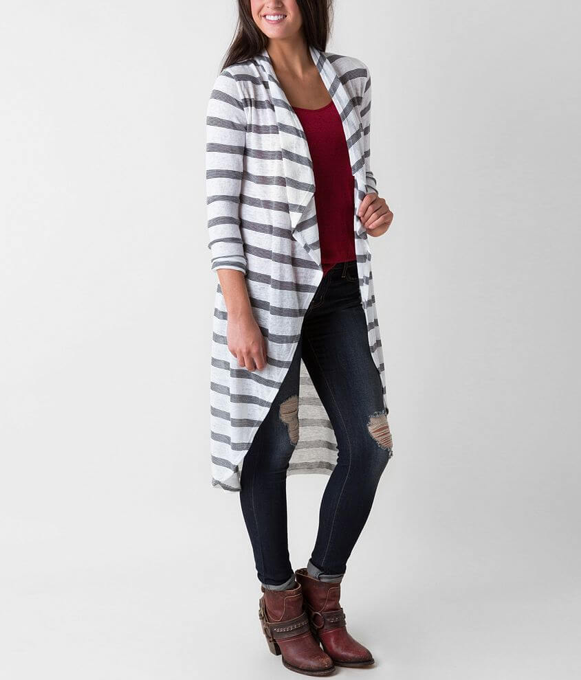 Daytrip Duster Cardigan front view