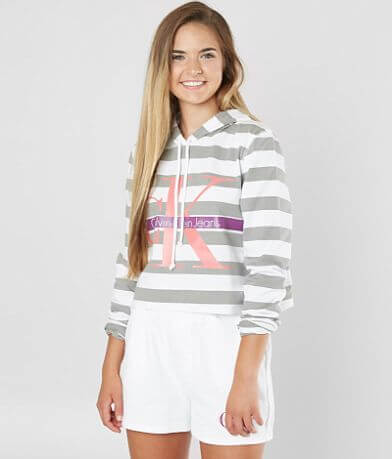 Calvin Klein Striped Sweatshirt