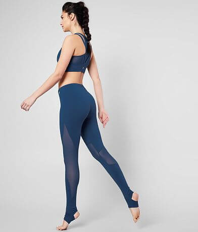 Motion by Coalition Mesh Inset Active Tights
