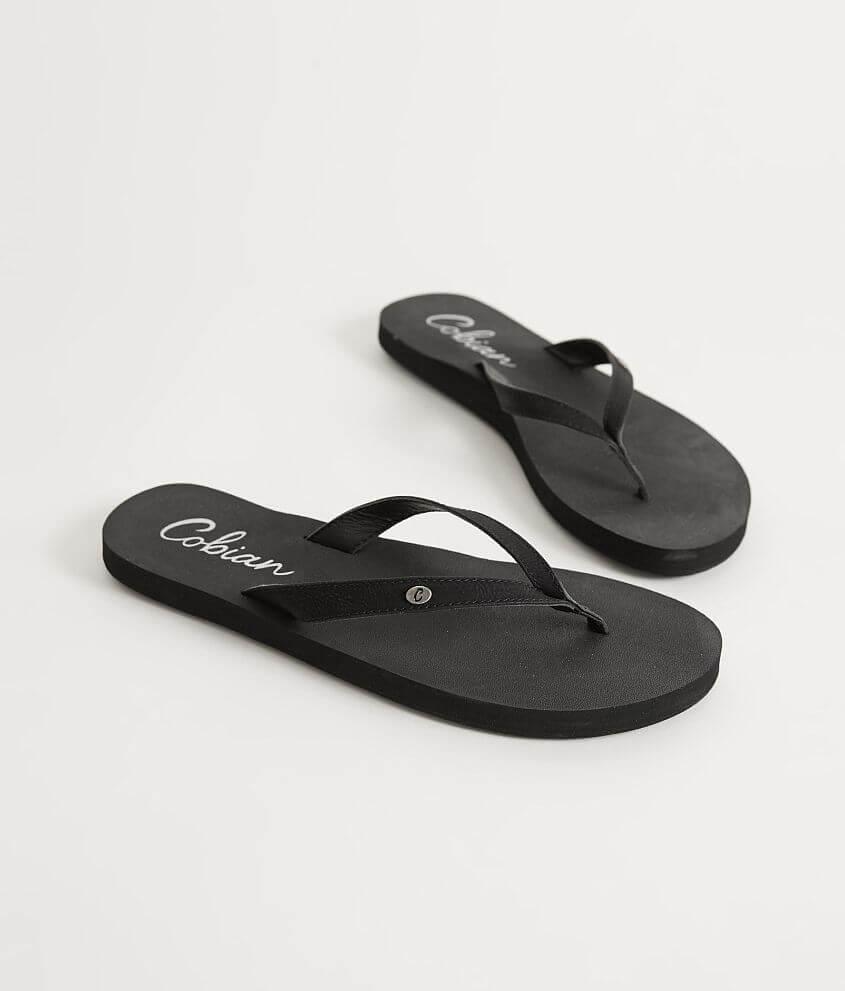 df644d291ac41 Cobian Loyalty Flip - Women s Shoes in Black