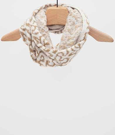 collection eighteen Printed Infinity Scarf